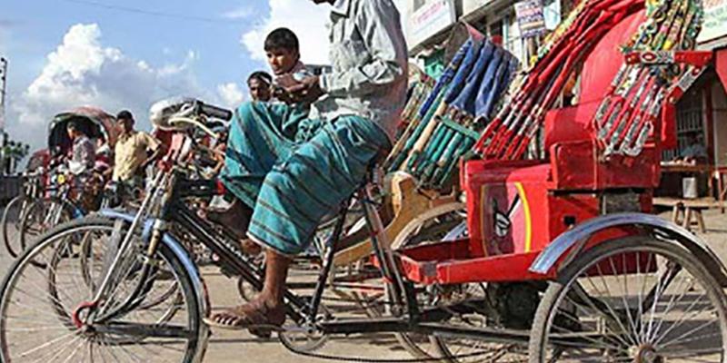rickshaw project