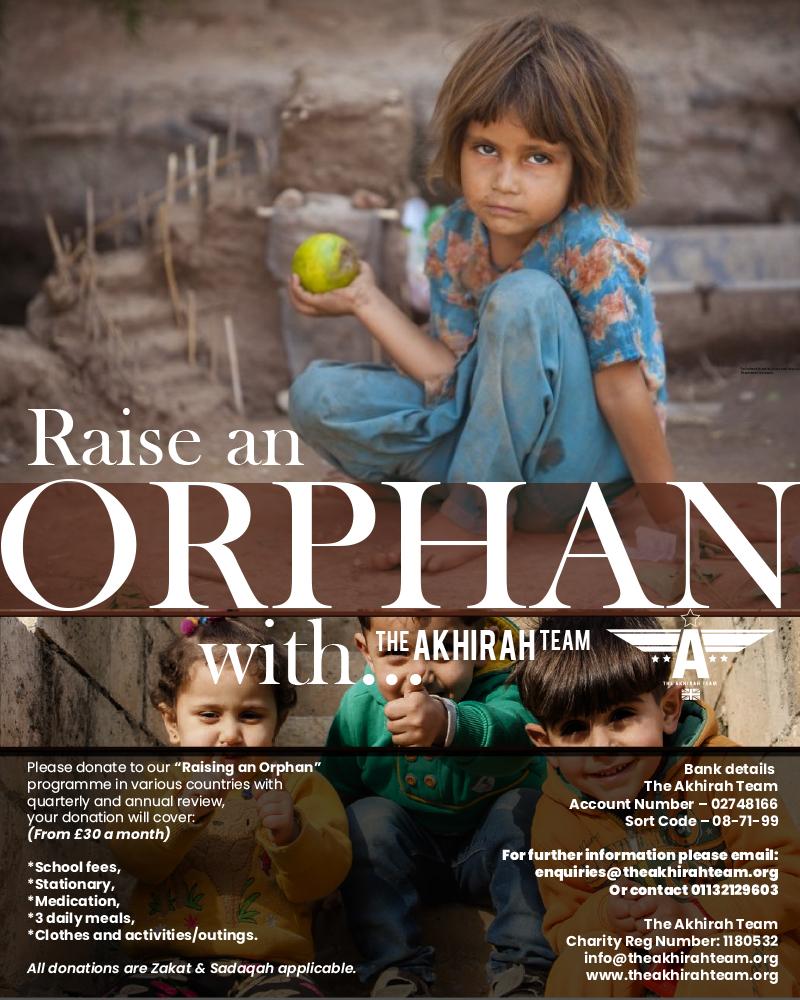 Raise an Orphan